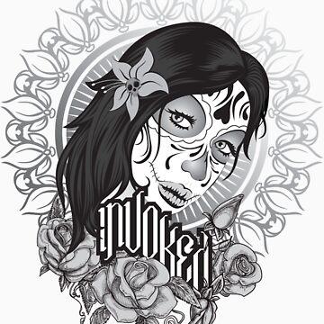 dia de los muertos by JessAitchison