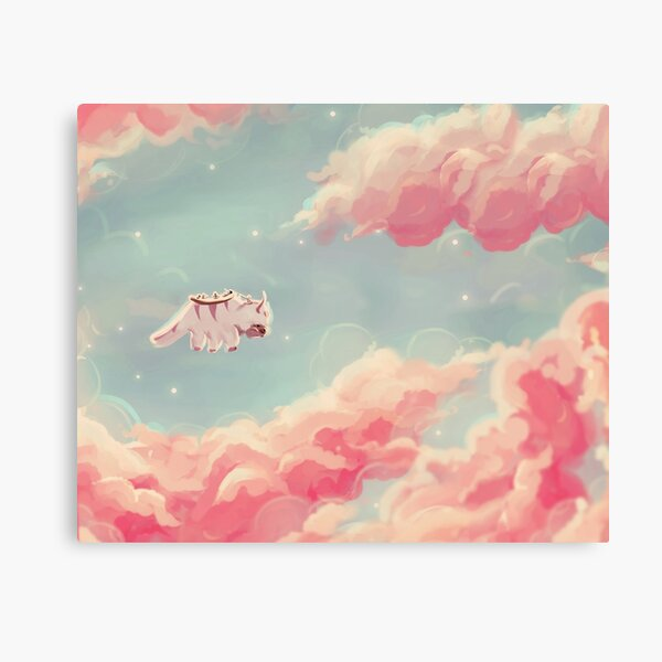 dreamy appa poster v4 (extended version ) Canvas Print