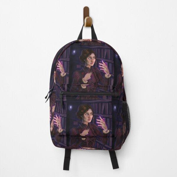 Tessa Gray Fan Art Backpack