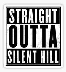 Silent Hill – Silent Hill Sticker