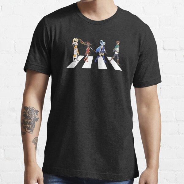 Konosuba Road Essential T-Shirt