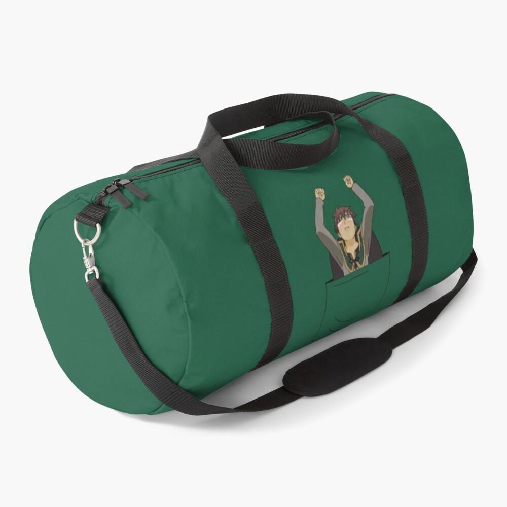 Kazuma Pocket Duffle Bag