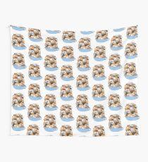 Mug Kittens Wall Tapestry