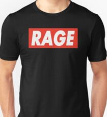 Rage - Critical Role (Obey Inspired) Unisex T-Shirt