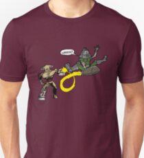 Doom Guy versus Cyberdemon T-Shirt