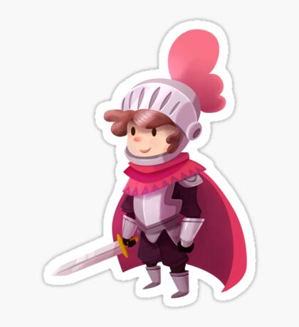Knight Sticker