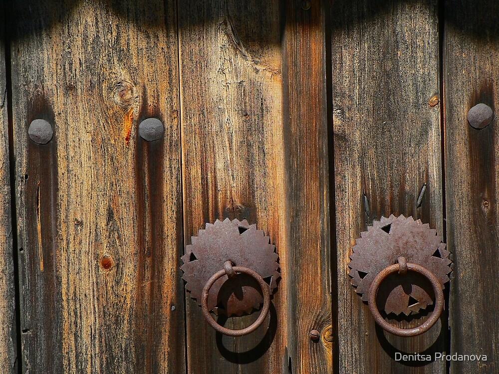Old Door by Denitsa Prodanova