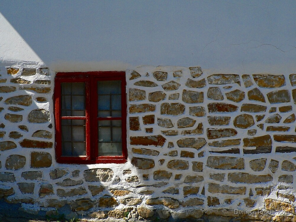 Window by Denitsa Prodanova
