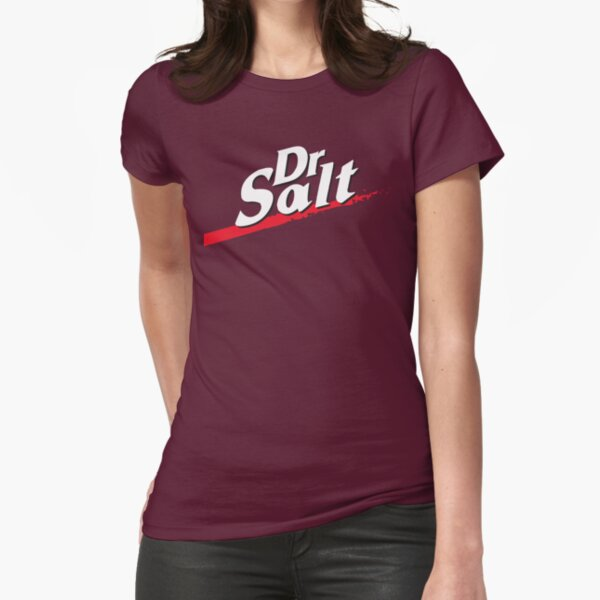 Dr. Salt Fitted T-Shirt