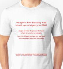 Imagine Kim Beazley Unisex T-Shirt