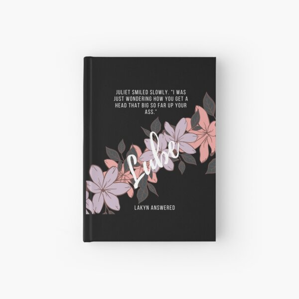 Lakyn's Answer Hardcover Journal