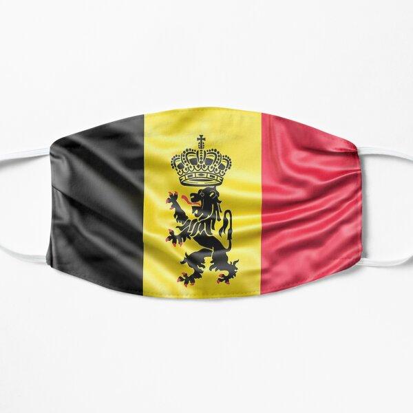 Belgique Masque sans plis