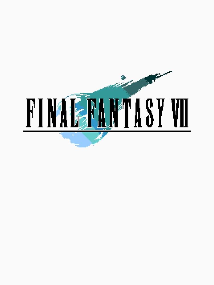 Block Fantasy VII | Unisex T-Shirt