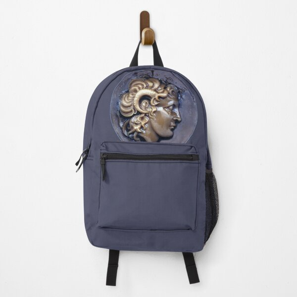 Alexander The Great: Greek Drachma Backpack