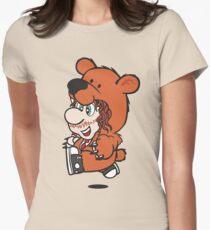 Marioholic Women's Fitted T-Shirt