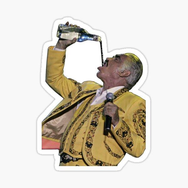 Vicente Fernandez - Tequila Sticker