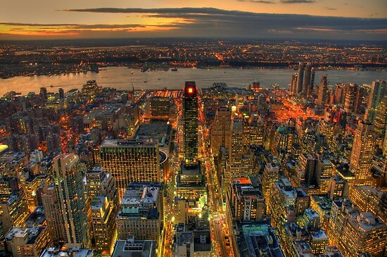 Midtown West by AJM Photography