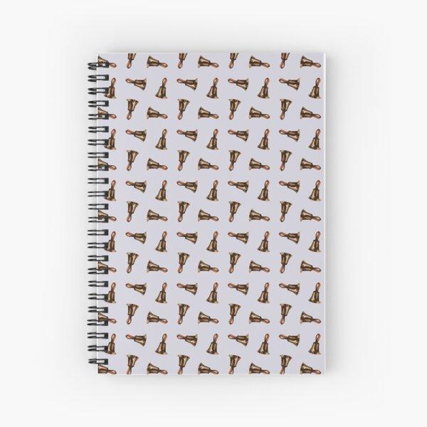 Handbells Everywhere — Notebook Spiral Notebook