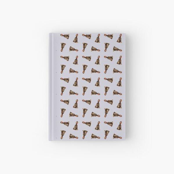 Handbells Everywhere — Notebook Hardcover Journal