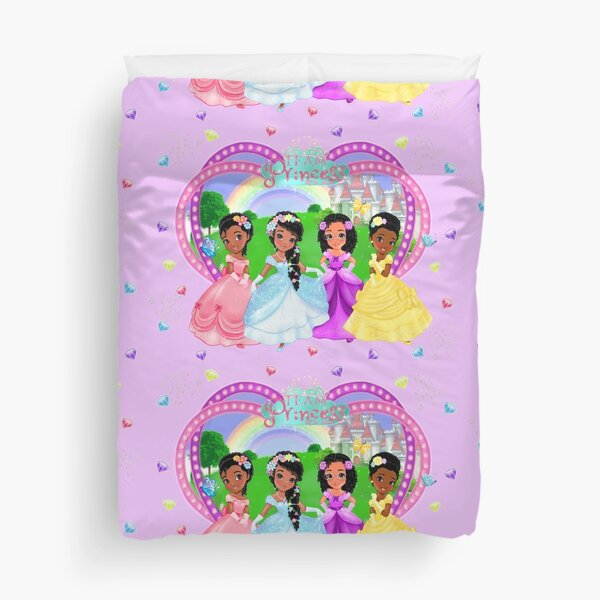 Team Princess Collection -THE WHOLE TEAM Duvet Cover