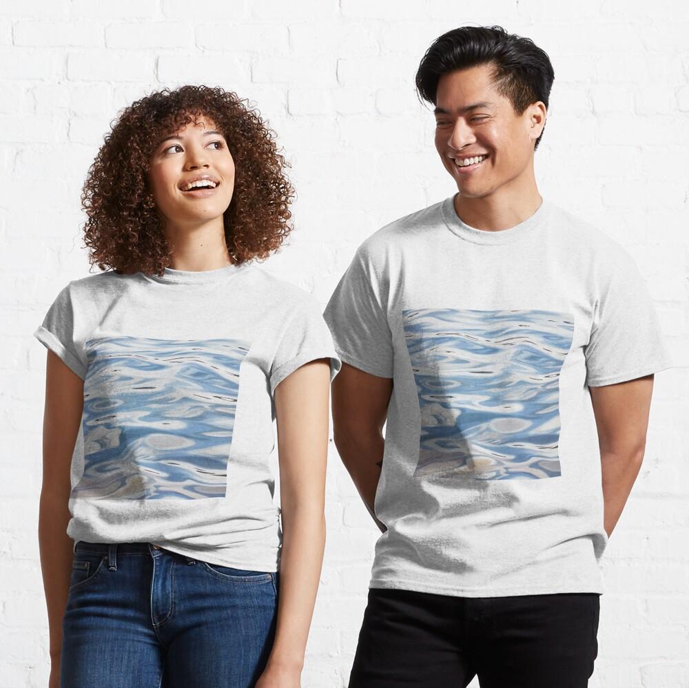 Plotline - water painting Classic T-Shirt