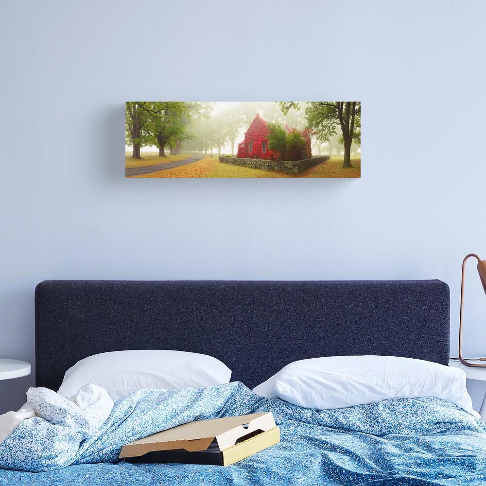 Gostwyck Chapel, Armidale, New South Wales, Australia Canvas Print