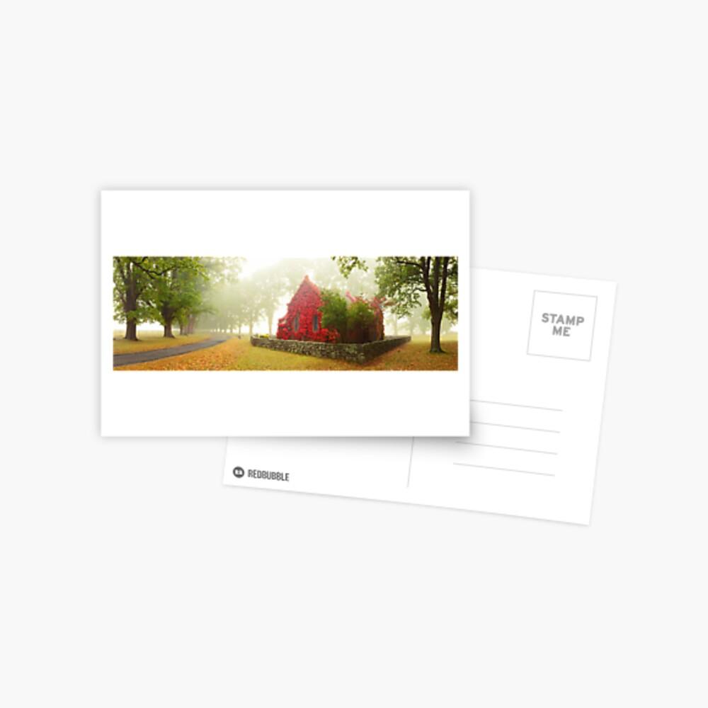 Gostwyck Chapel, Armidale, New South Wales, Australia Postcard