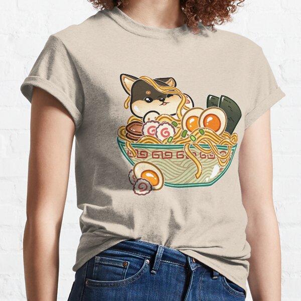 Shiba Ramen Bowl Classic T-Shirt