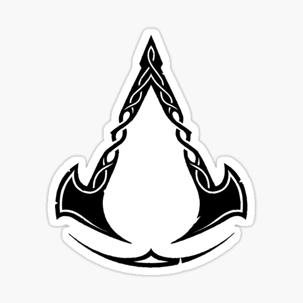 Assassins Creed Stickers Redbubble