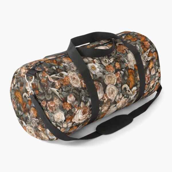 Baroque Macabre Duffle Bag