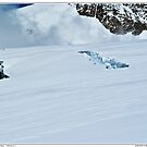 lys glacier by paolo amiotti