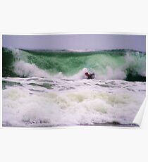 Boogie Boarder Poster