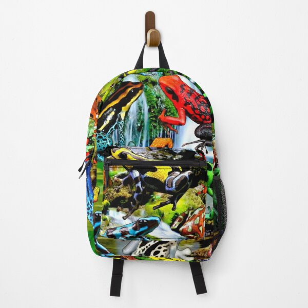 RAINFOREST FROGS Backpack