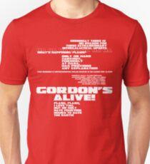 Camiseta unisex Flash Gordon - Queen