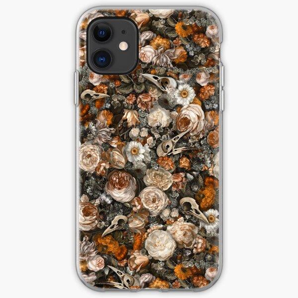 Baroque Macabre iPhone Soft Case