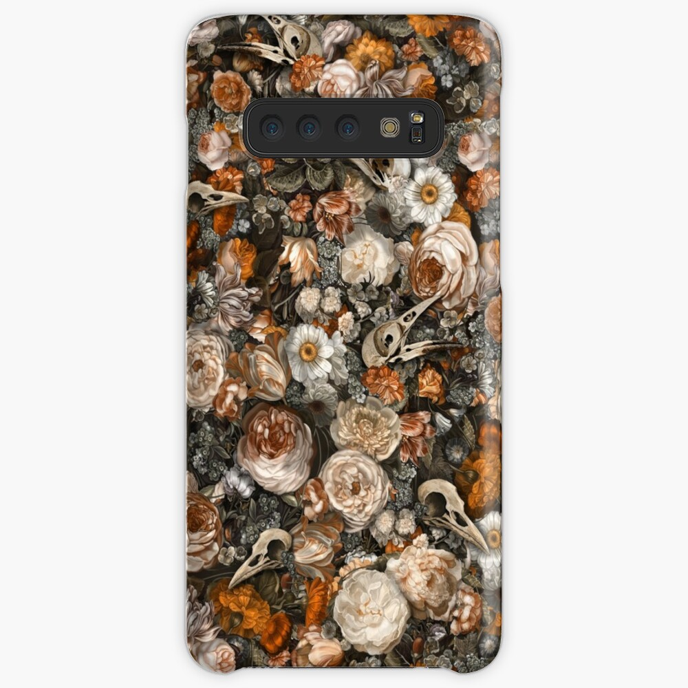 Baroque Macabre Case & Skin for Samsung Galaxy