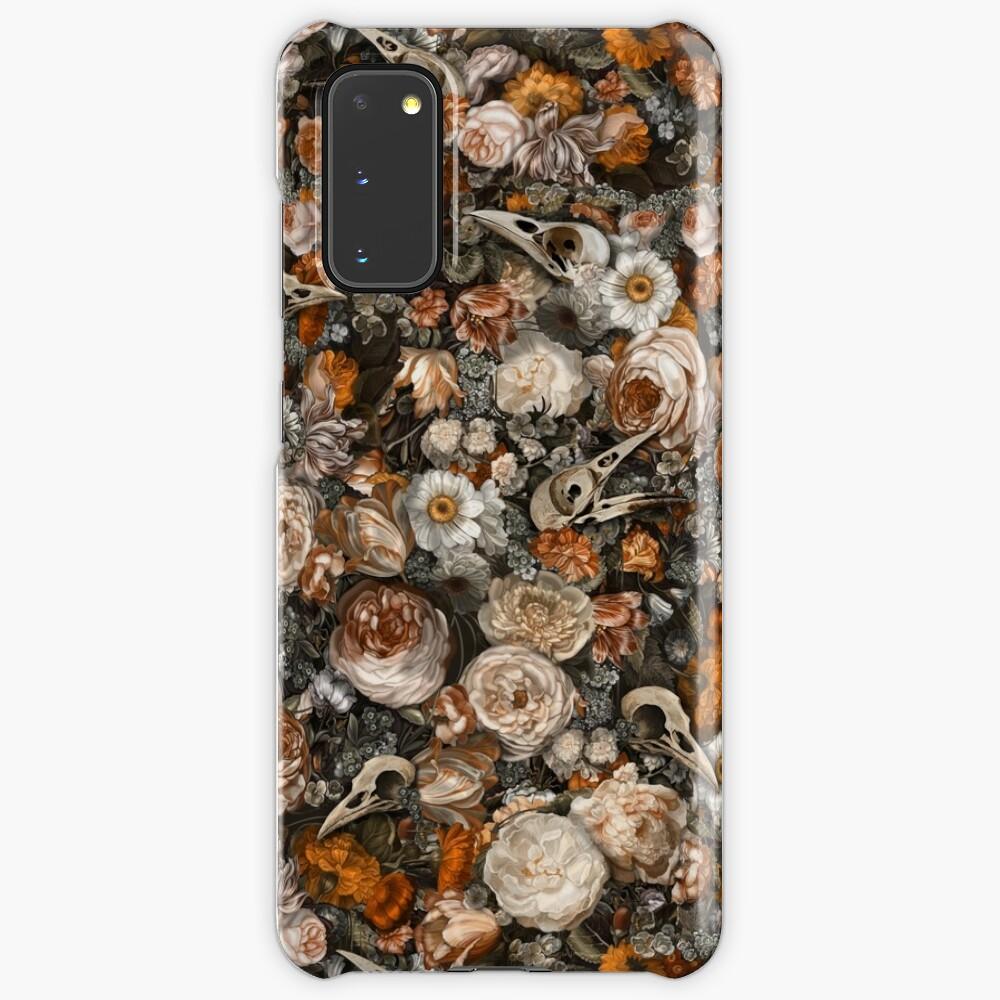 Baroque Macabre Case & Skin for Samsung Galaxy