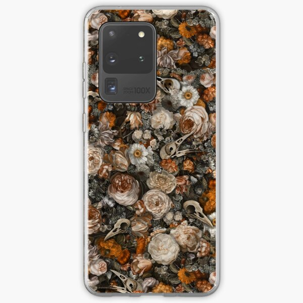 Baroque Macabre Samsung Galaxy Soft Case
