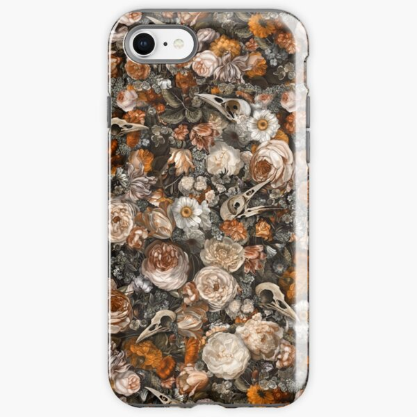 Baroque Macabre iPhone Tough Case