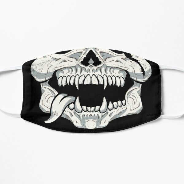 "Maniac ""Jet Upper Black"" Mask"