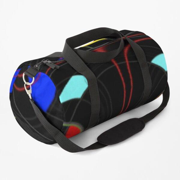 The Twisted Box Duffle Bag