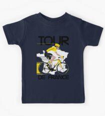 Tour De France Kids Tee