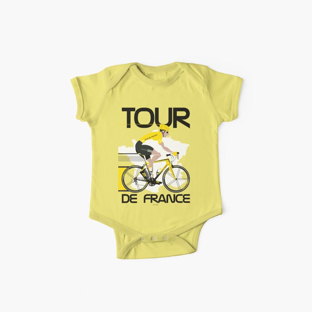 Tour De France Baby One-Piece