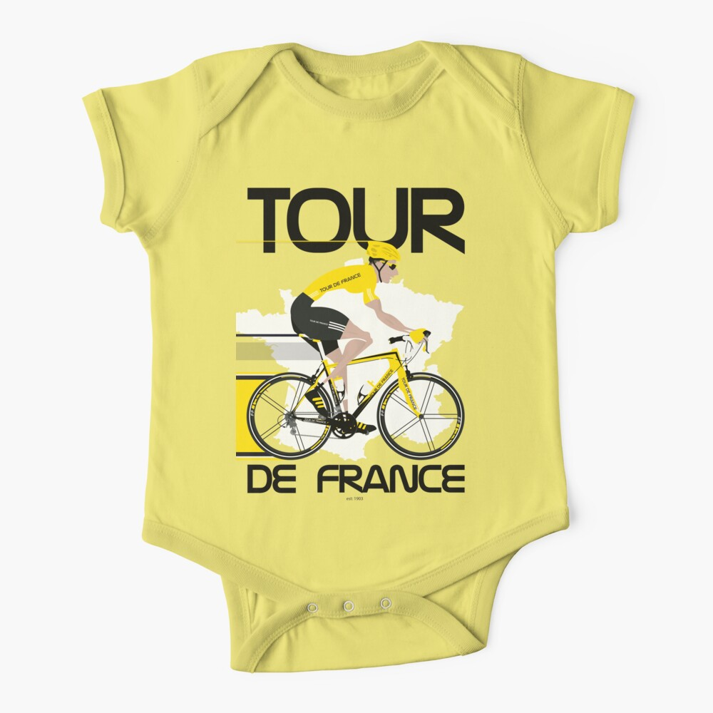 Tour De France Baby One-Piece