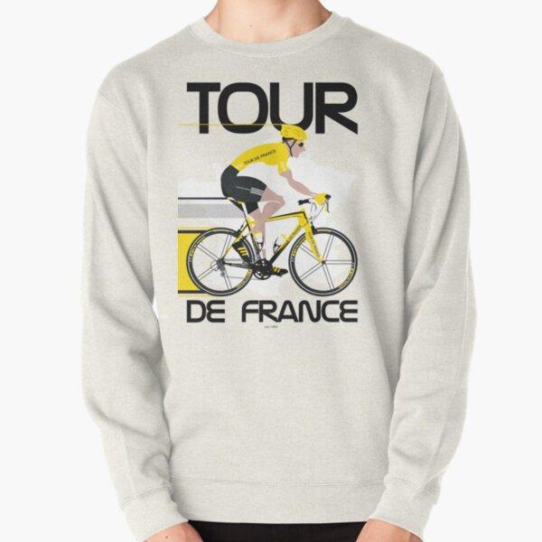 Tour De France Pullover Sweatshirt