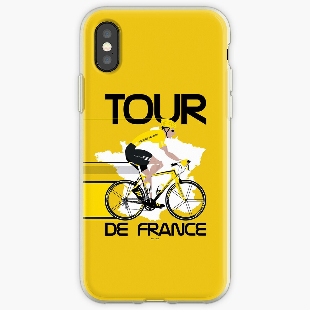 Tour De France iPhone Case & Cover