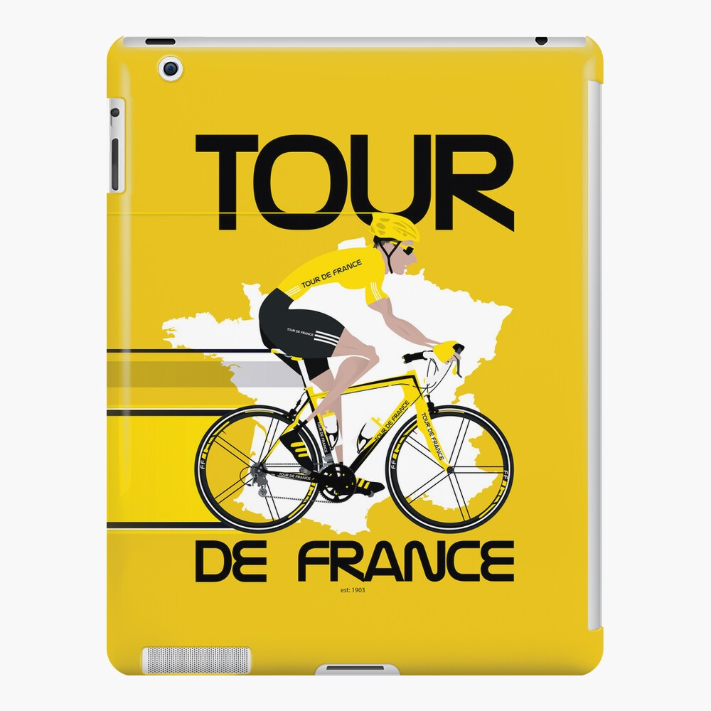 Tour De France iPad Case & Skin