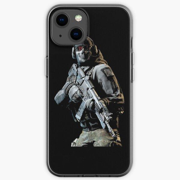 Kriegsgebiet iPhone Flexible Hülle
