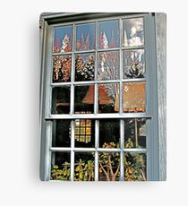 Window, Dey Mansion, Wayne NJ  Metal Print