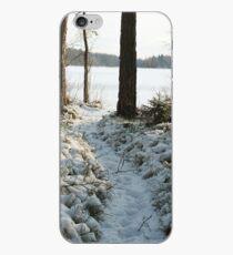 Store Mosse in the winter (iPhone) iPhone Case